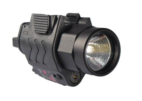 Command Arms Tactical Red Laser And Flashlight Combination