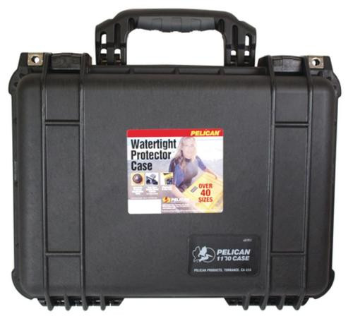 Pelican Protector Accessory Case Polypropylene Smooth