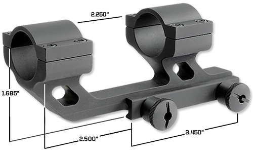 "Rock River Arms Hi-Rise Cantilever 1"" Scope Mount"