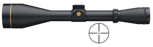"Leupold VX-2 3-9x 50mm Obj 34.1-14.1ft@100yds FOV 1"" Tube Dia Black Duplex"