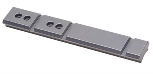 Cva Durasight Z2 Alloy Scope Rail Bases Cva Optima-Elite And Many Others Silver