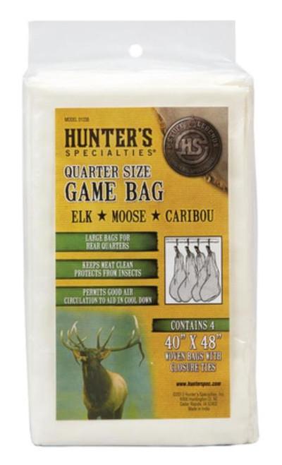 Hunter's Specialties Elk Moose Caribou Field Dressing 1/4 Bags 4-Pack