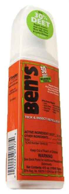Adventure Medical Kits Bens 30 Tick/Insect Repellent Spray 4oz