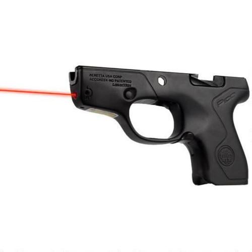 Grip Housing, Red Lasermax Laser for Beretta Pico .380