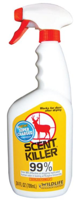 Wildlife Research Scent Odor Eliminator For Clothes and Boots 24oz