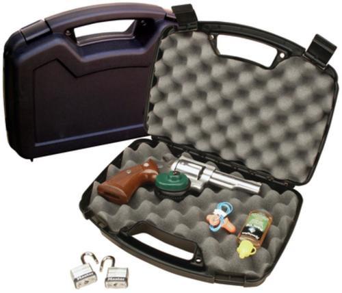 "MTM Case-Gard Single Gun Case up to 6"" Barrel Textured Polypropylene"