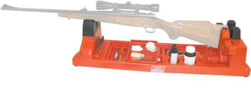 MTM Gun Vise Red Plastic Rifle/Shotgun