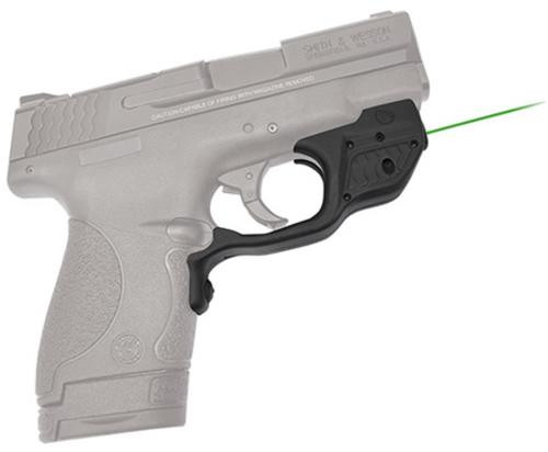 Crimson Trace Laserguard SW M&P Shield, Green Laser