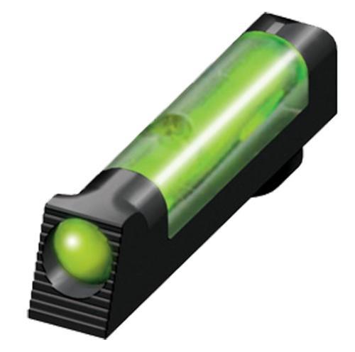 Hiviz Tactical Front Sight fits Most Glock Fiber Optic Green Black, Tac Green