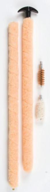 "Kleen-Bore ClayMate Takedown Shotgun Cleaning Tool Bore Brush 36"""