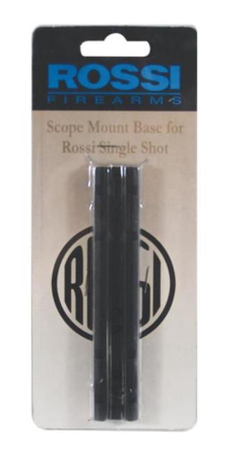 Rossi 1-Piece Base For Rossi Long Guns Weaver Style Matte Black
