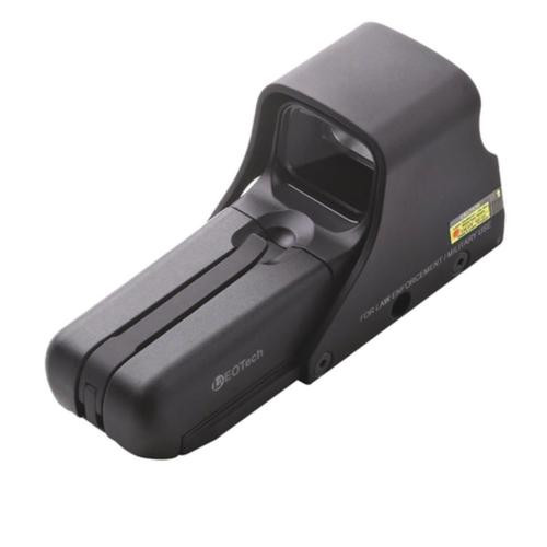 EOTech 512 65 MOA Circle Dot Unlimited Eye Relief 1 MOA Dot Black