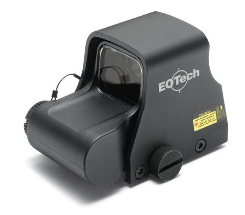 EOTech XPS2-1 HOLOgraphic Weapon Sight Non-Night Vision Compatible, Single 1MOA Aiming Dot