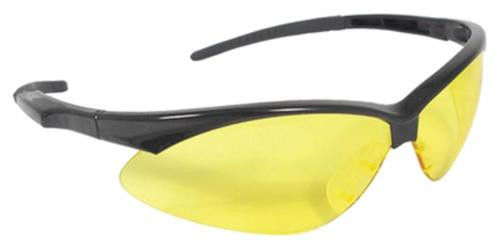 Radians Sporting Goods Outback Shooting Glasses Amber Lens/Black Frame