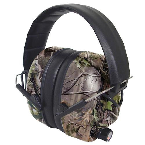 Radians 430 Electronic Earmuff 27 dB Camo
