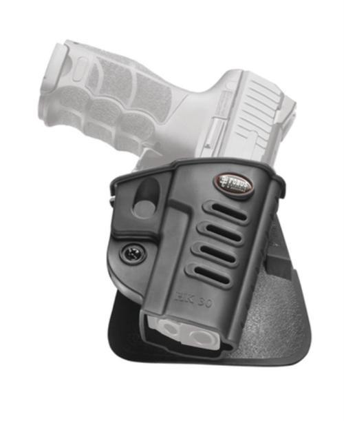 Fobus Evolution 2 Series Roto Belt Holster For H&K P30 Black Right Hand