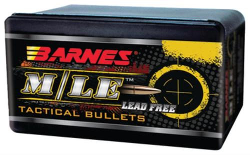 Barnes 50 BMG .510 Diameter 750 Grain Tangent Tactical LR Bullet 20 BOX