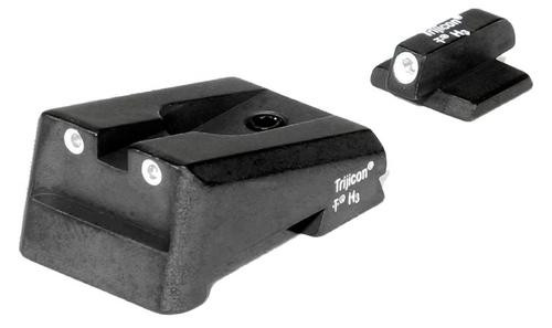 Trijicon Tritium Colt Enhanced Government Green Front/Rear