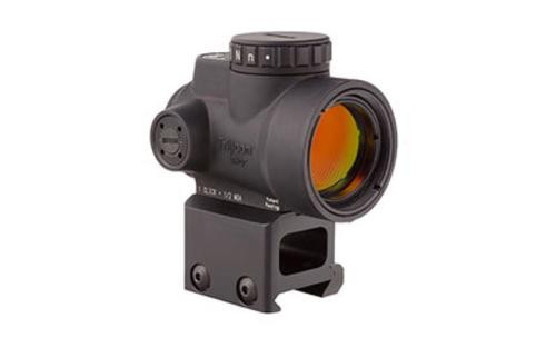 Trijicon MRO 1x25 2.0 MOA Red Dot, Lower 1/3 Co-Witness Mount