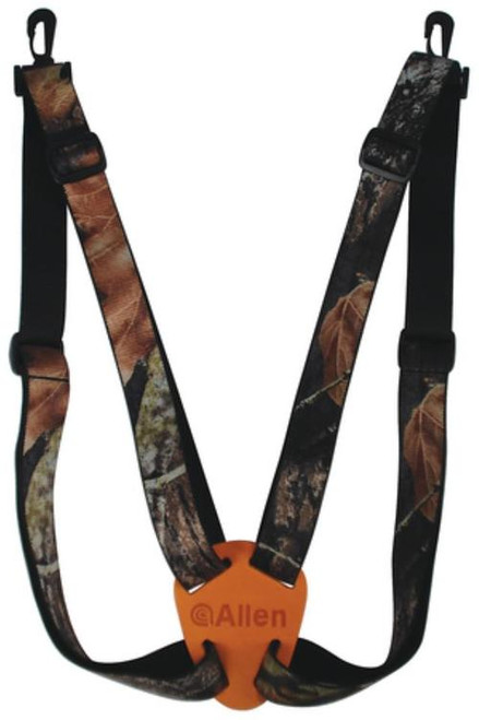 Allen Deluxe Binocular Strap Mossy Oak Break Up