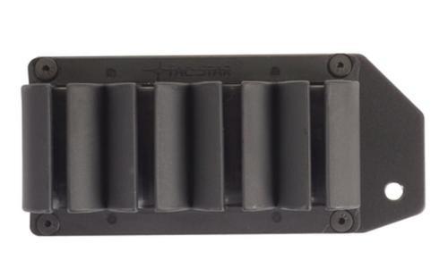 Tac-Star Plastic 4 Rounds Rem 870, 1100, 11-87 Black