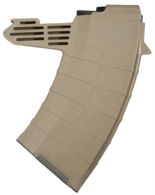 TAPCO Detatchable SKS Magazine Flat Dark Earth 20RD