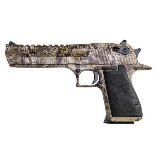 "Magnum Research Desert Eagle Mark XIX, .44 Mag, 6"", 8rd, Kryptek Highlander Camo"