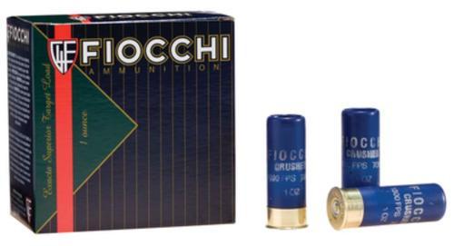 "Fiocchi Super Crusher Target 12 Ga, 2.75"", 1300 FPS, 1oz, 7.5 Shot, 25rd Box"