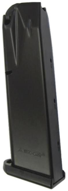 Mec-Gar Magazine Beretta 96FS .40SW, Flush Fit, Anti-Friction Coat, 13rd