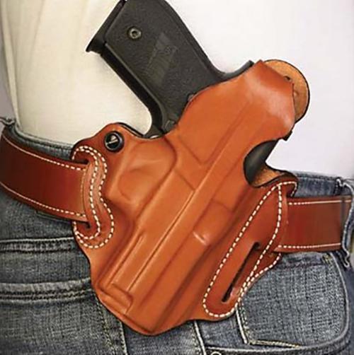 Desantis Thumb Break Scabbard Colt 45 1911 Right Hand Black