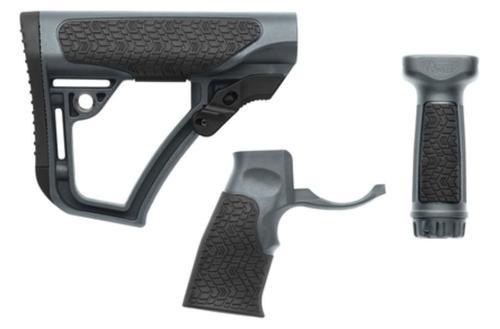 Daniel Defense Buttstock/Pistol Grip/Vertical Foregrip Combo Tornado
