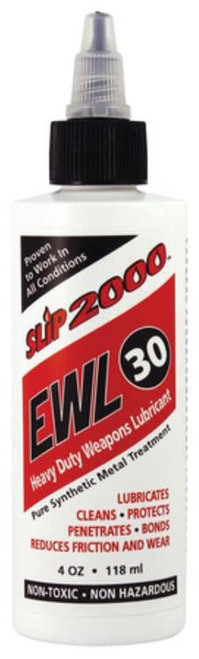 Slip 2000 EWL 30 Extreme Weapons Lubricant Fouroz Bottle