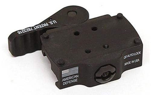 Amer. Def. Ad-22 Q.d. Mount, For Burris Fastfire
