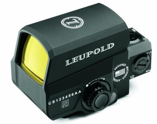 Leupold Carbine Optic Red Dot, Matte, 1 MOA