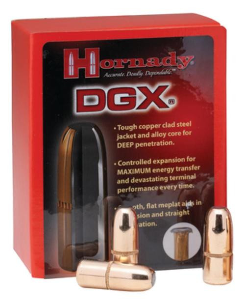 Hornady Rifle Bullets .474 Diameter 500gr, Round Nose Nitro, 50/Box