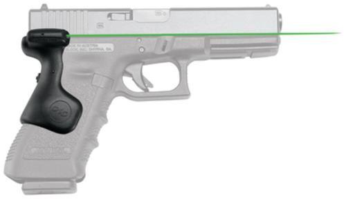 Crimson Trace Lasergrips Green Glock Gen3 17/17L/22/24/31/34/35/37, Gen4 17/22/31/34/35/37, Gen5 17