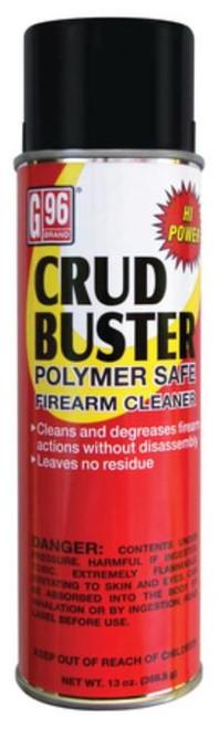 Crud Buster Polymer-Safe Firearm Cleaner 13oz Aerosol