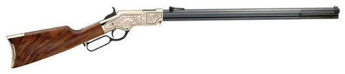 """Henry Deluxe Engraved Limited 2nd Edition 44-40 25"""" Octagon Barrel"""