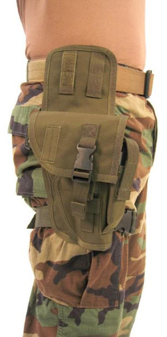 BlackHawk Special Operations Holster Universal, Right Hand, Olive Drab
