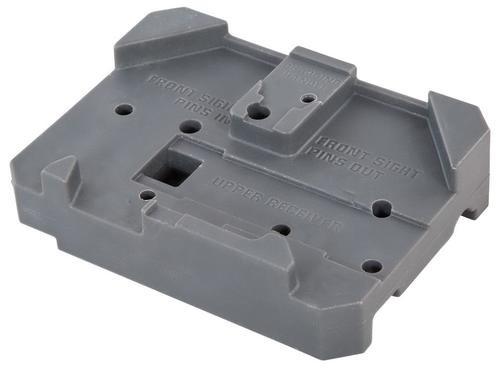 Wheeler AR Armorer's Bench Block, Gray