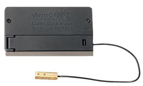 Aimshot Boresight, External Battery 22LR Laser