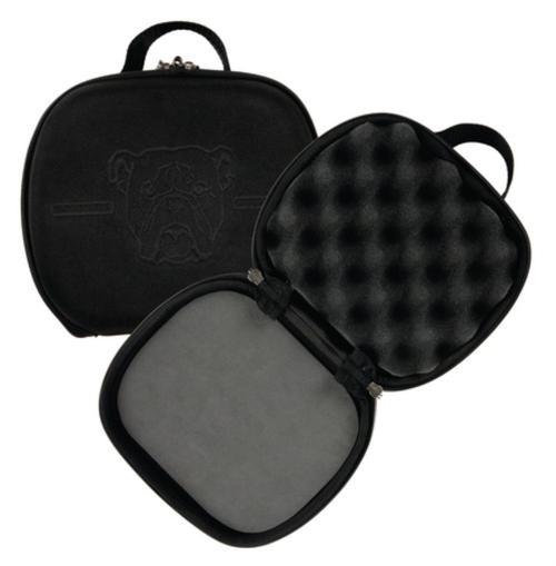 Bulldog Cases Molded Tetron Pistol Case Black 9x12 Inch