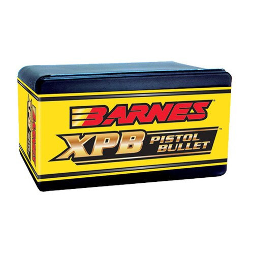 Barnes Pistol X-Bullets Lead Free .41 Magnum Caliber .41 Diameter 180gr, 20rd/Box