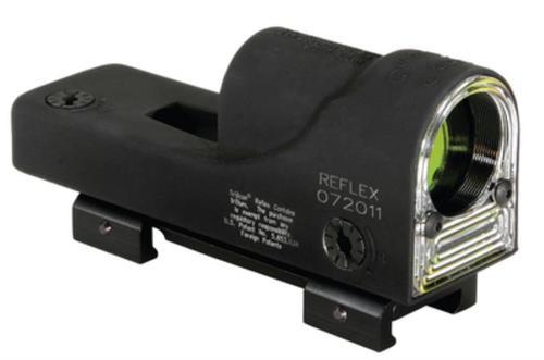 Trijicon RX0111 Reflex 1x 24mm Obj 6.5 MOA Matte Black