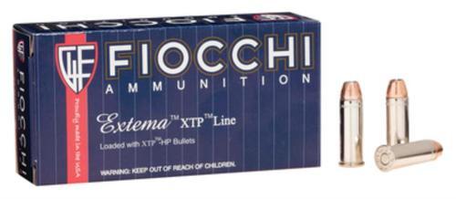 Fiocchi Extrema .44 Remington Magnum 200gr, XTP Hollow Point, 25rd/Box
