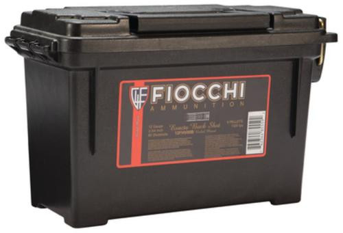 "Fiocchi Exacta Buckshot 12 Ga, 2.75"", 1325 FPS, 9 Pellets, 00 Buckshot, 80rds In Plano Case"