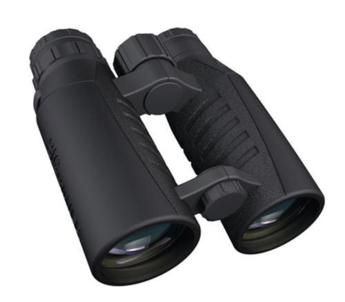 Sig Zulu7 Binocular 10X42mm HDX Lens Open Bridge Graphite