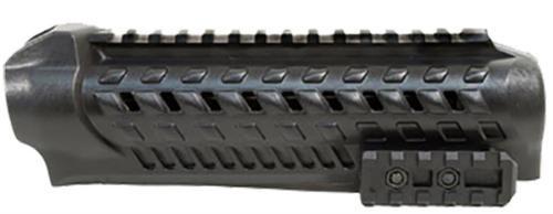 Command Arms Rem 870 Triple Rail Forend Picatinny Polymer Black