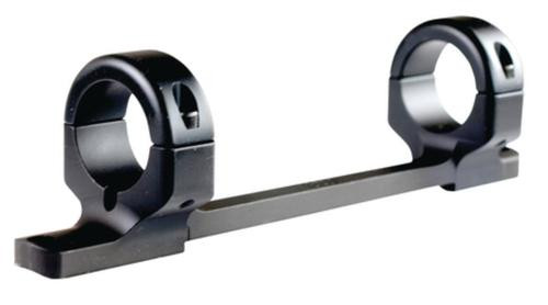 DNZ Products Dnz Products Tube Mount Savage All Round Receiver Long Action One Inch High Height Black
