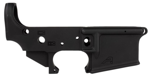 AERO Stripped Lower, Gen 2, Semi-automatic, 223 Rem/556NATO, Black
